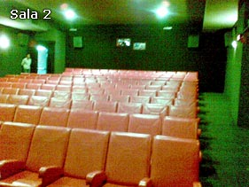 Sala 2 do cinema