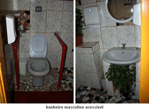 Restaurante Vernissage  Penedo  Blog Mão na Roda -> Banheiro Feminino De Restaurante