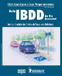 Capa do guia IBDD do Rio Acessível