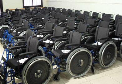 Doação de Cadeira de Rodas