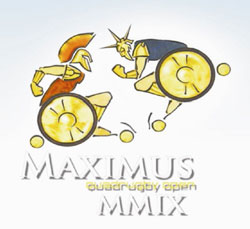 Cartaz do torneio MAXIMUS MMIX