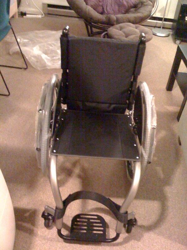 cadeira com assento rígido