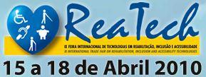 logotipo da reatech