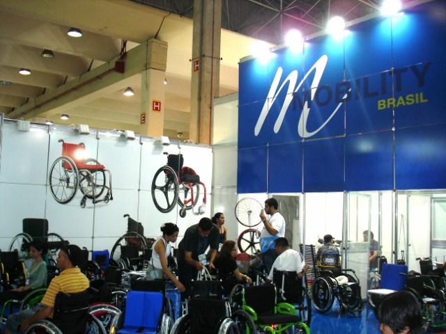 stand da Mobility Brasil