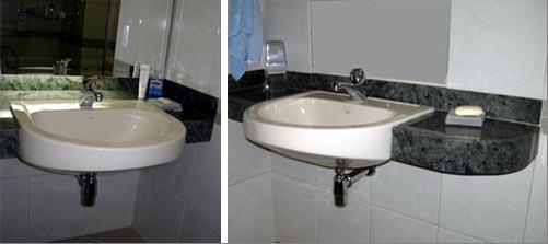 Pias de banheiro guia completo para cadeirantes  Blog Mão na Roda -> Onde Comprar Pia De Banheiro