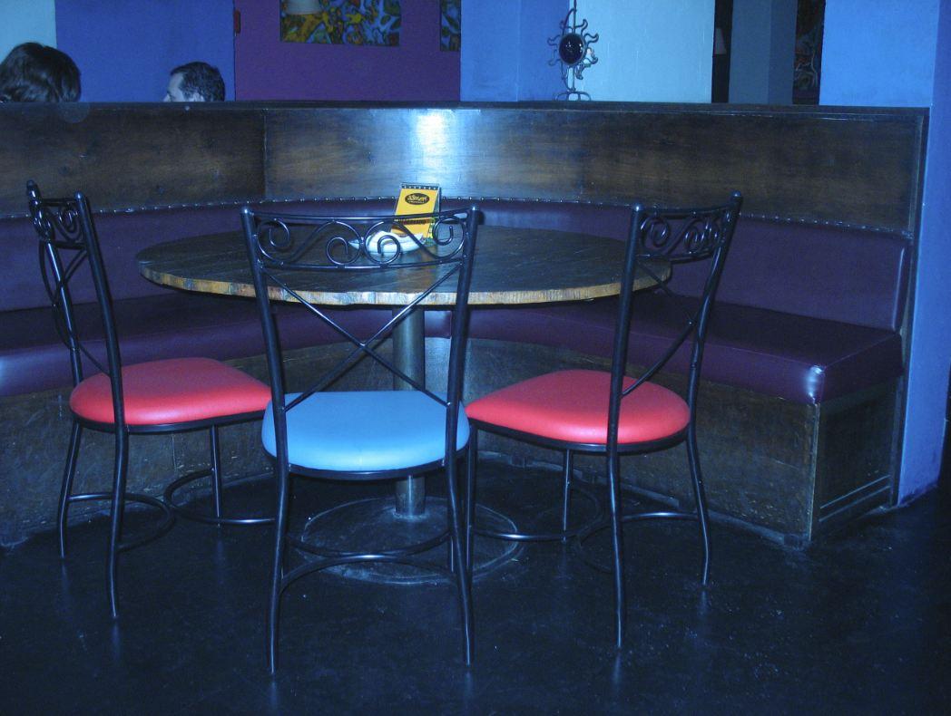 Bar e Restaurante Sí Señor – São Paulo Blog Mão na Roda #1375B8 1048x790 Banheiro Adaptado Restaurante