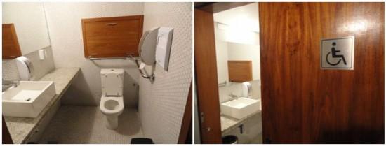 visão intrerna do banheiro adaptado