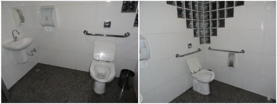 banheiro taizan restaurante