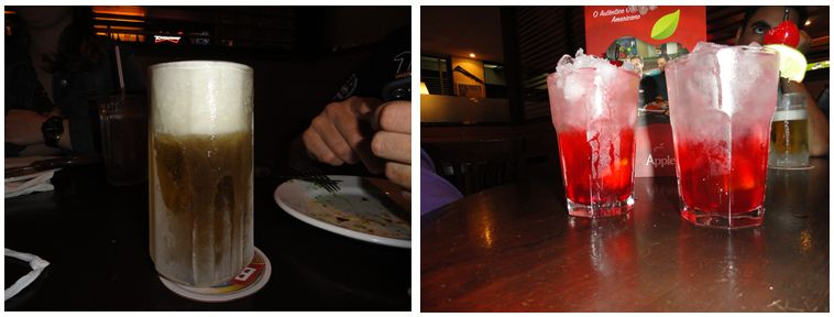 bebidas applebees