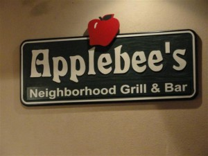 logotipo applebees
