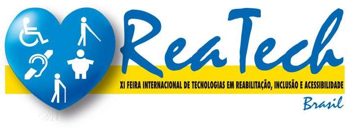 logotipo oficial da feira reatech