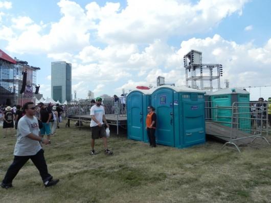 banheiros acessíveis eram supervisionados