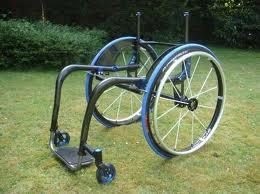 Protótipo da cadeira movida à plutônio