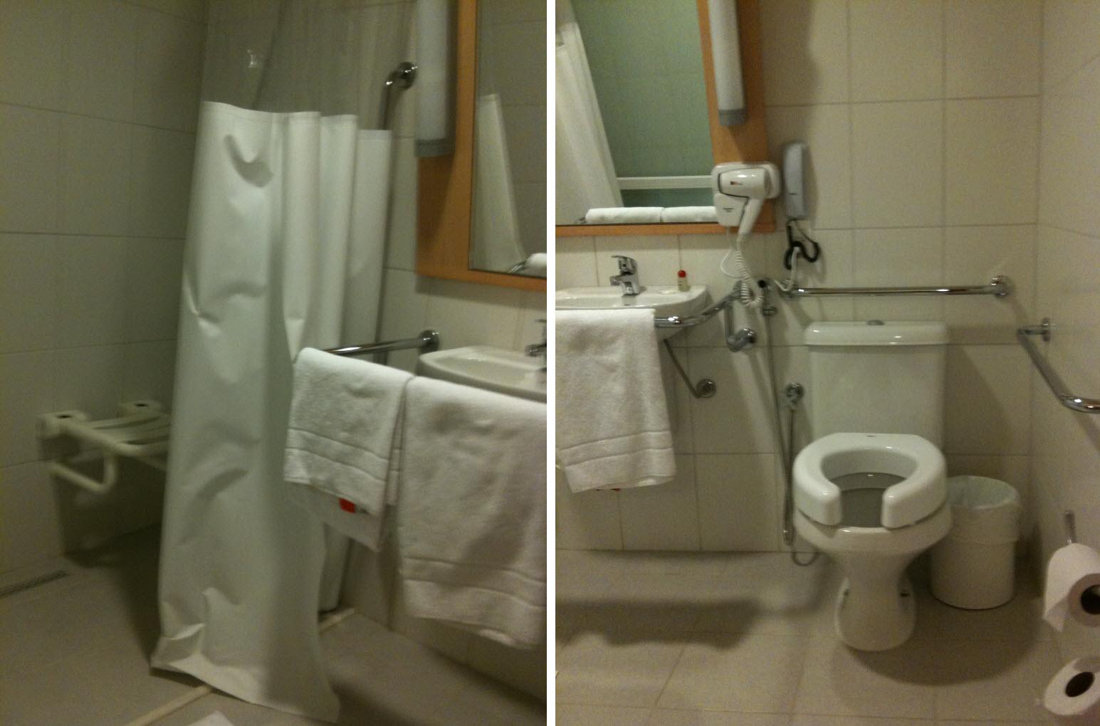 Hotel Ibis Savassi – BH Blog Mão na Roda #5B4F34 1545x1020 Banheiro Acessivel Medidas Minimas