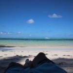 Relaxar na praia é o que há!