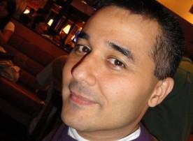Christian Matsuy - Cadeirante, paulistano bom gourmet e piloto profissional (de autorama)