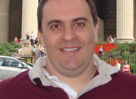 Nickolas Marcon - engenheiro civil, quer ser presidente do Brasil para fazer rampa em todo meio-fio