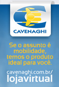 Banner da loja virtual Cavenaghi