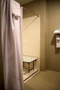 Roll-in shower do Pennsylvania