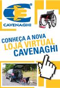 Banner da loja virtual Cavenaghi