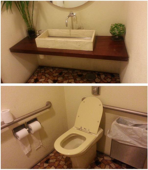 banheiro acessível da forneria san paolo