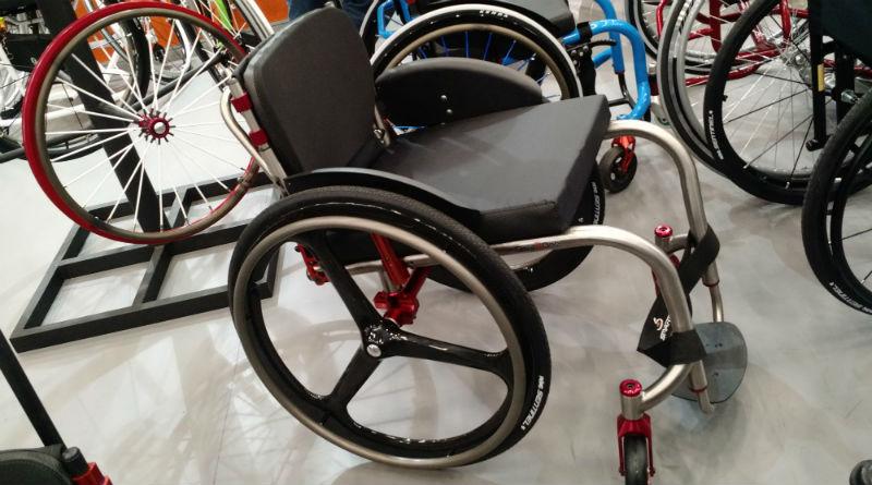 Cadeira de Rodas SmartTi One