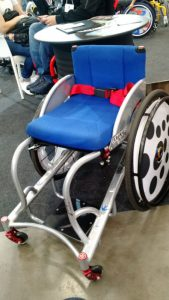 Cadeira para crossfit da Jumper