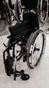 Cadeira de Rodas Veloce da Motion Composites